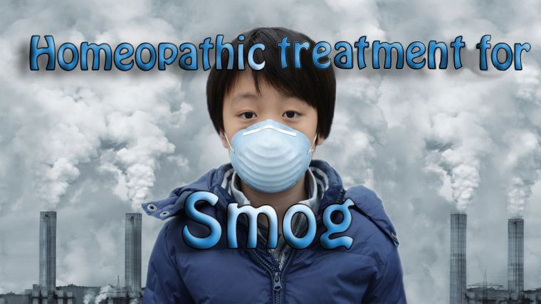 Homeopathic Treatment for Smog