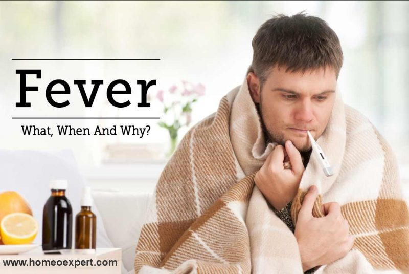 Homeopathic Medicines for Fever