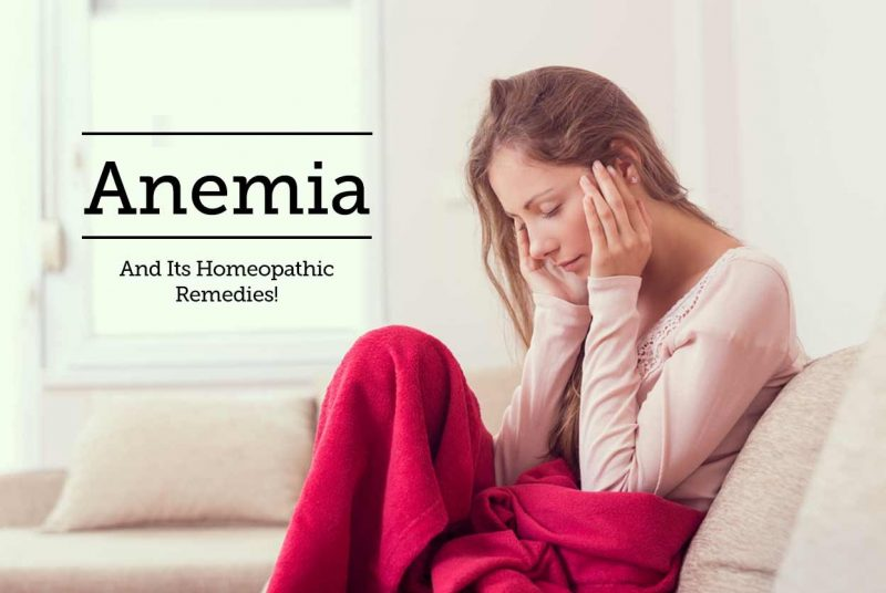 Homeopathic Medicine for Anemia