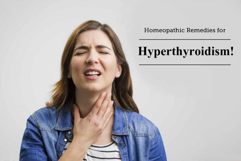 Homeopathic Medicine for Hyperthyroidism