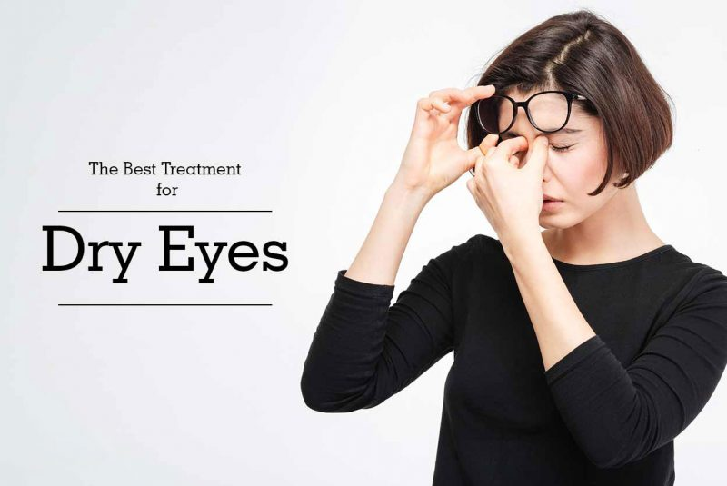 Homeopathic Medicine for Dry Eyes