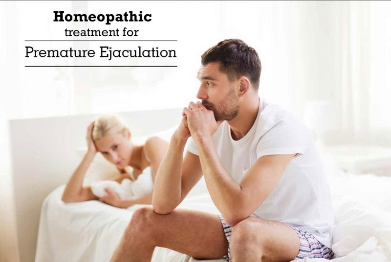 Homeopathic Medicine for Premature Ejaculation