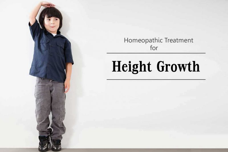 height increase medicine in homeopathy