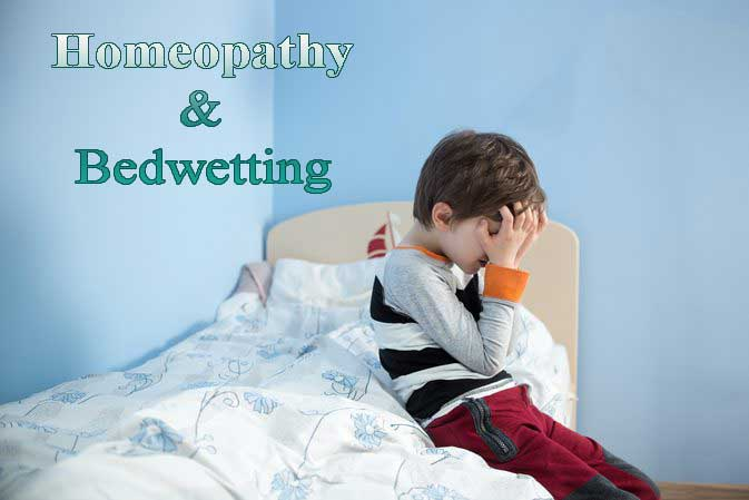 Homeopathic Medicine for Bedwetting