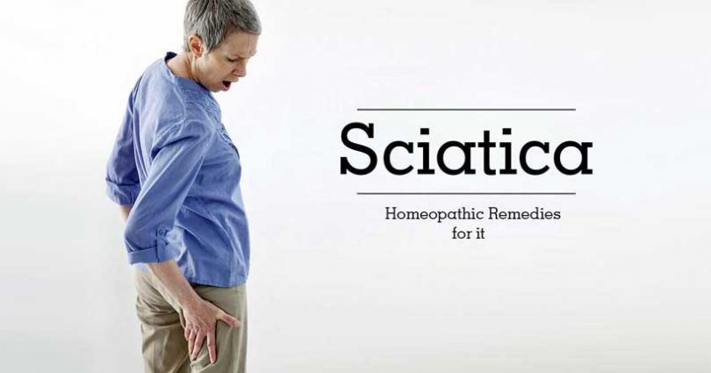 Homeopathic Medicine for Sciatica