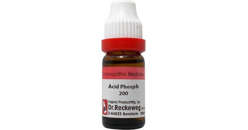 Acidum Phosphoricum