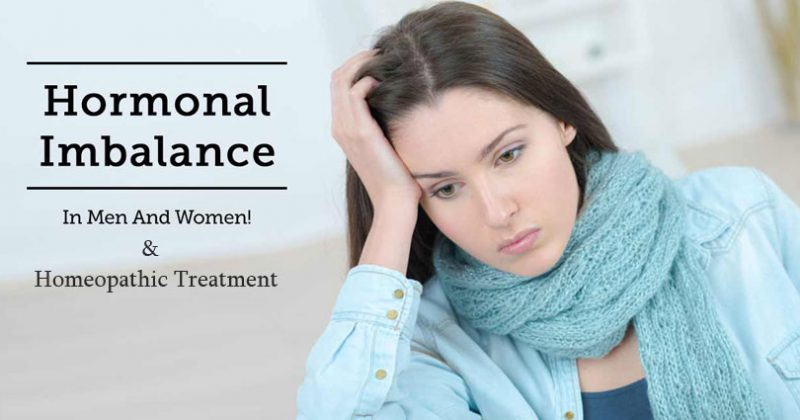 Homeopathic Medicine for Hormonal Imbalance