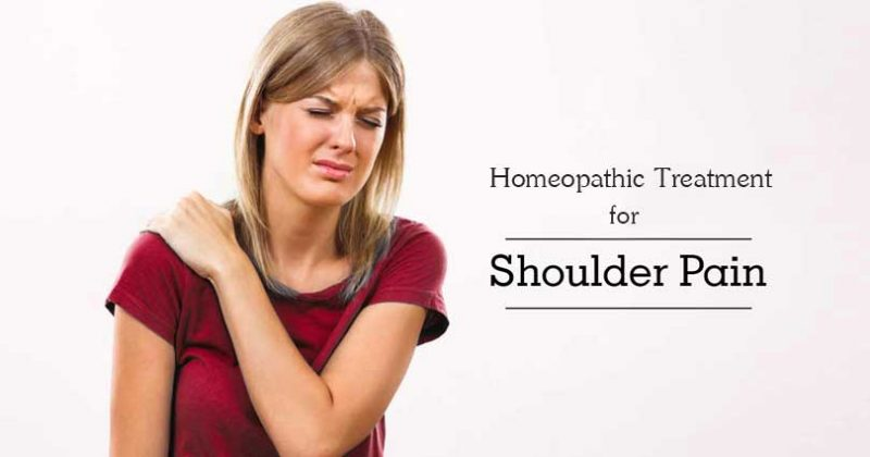 Homeopathic Medicine for Shoulder Pain