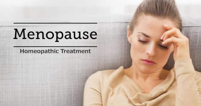 homeopathic medicine for menopause