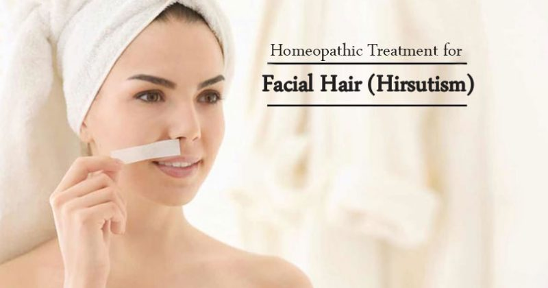 homeopathic medicine for unwanted hair