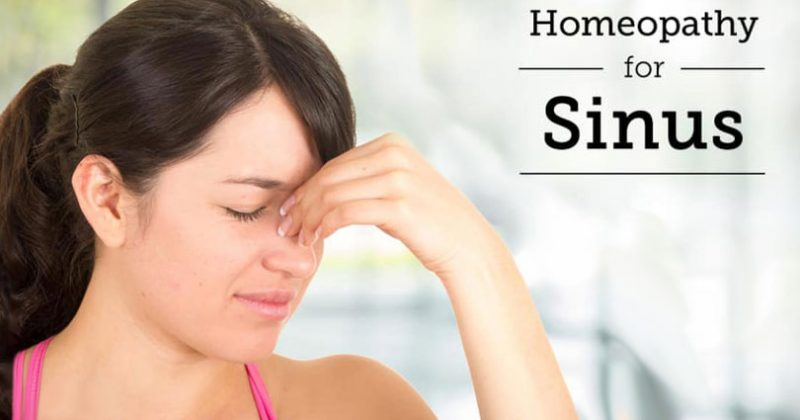 homeopathic Remedies for sinus infection
