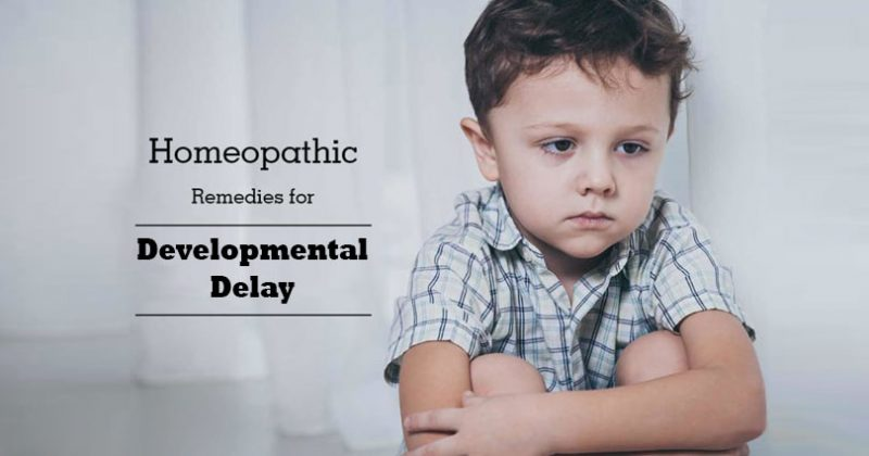 homeopathic medicine for developmental delay