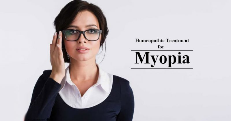 Homeopathic Medicine for Myopia