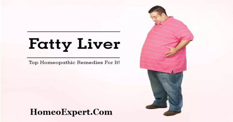Homeopathic Medicine for Fatty Liver