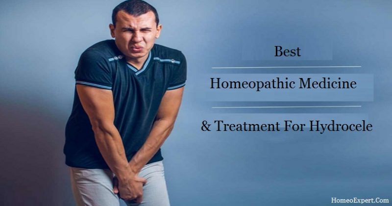 Homeopathic Medicine for Hydrocele