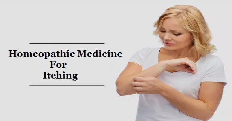 homeopathic medicine for itching