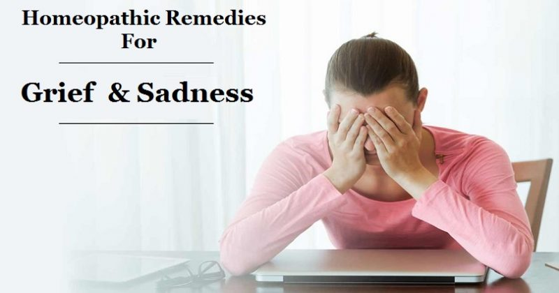 homeopathic remedies for grief