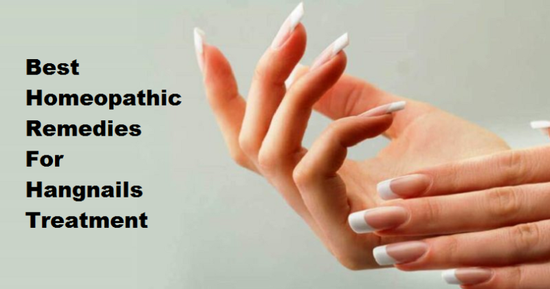 homeopathic medicines for hangnails