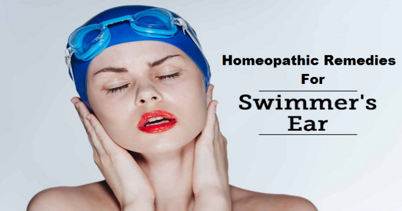 homeopathic remedies for swimmer's ear